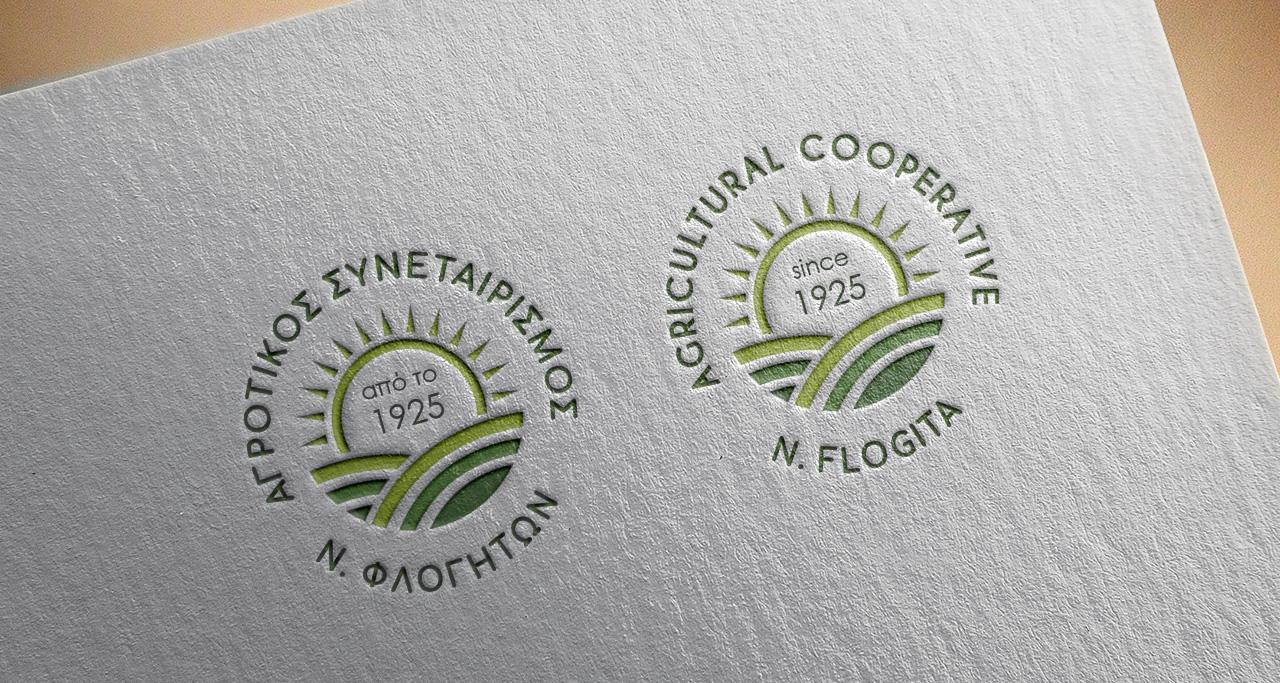 Συνεταιρισμός Φλογητών Λογότυπο
